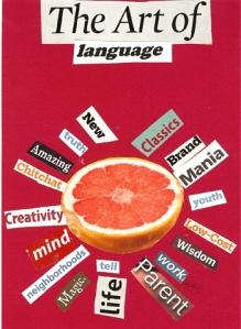 the art of language 2