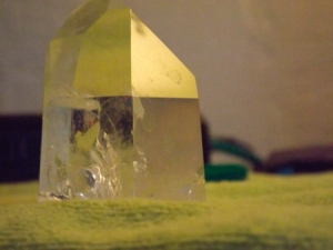 yellow crystal best shot