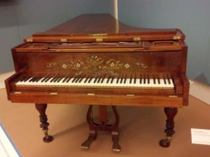 early piano