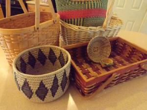 many baskets